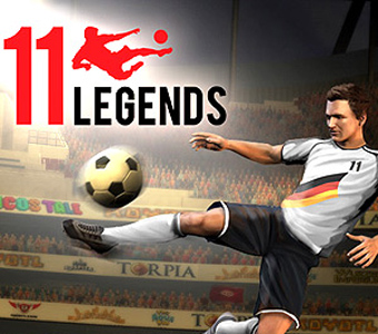 11Legends Main Image