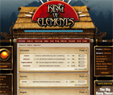 King of Elements Screenshoot