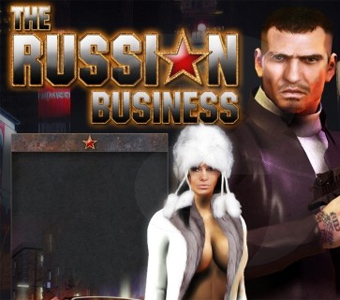 The Russian Business Main Image